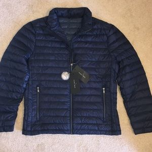 NEW Zara Man down filled coat